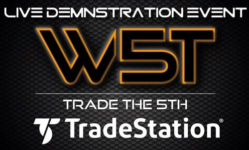 image of tradestation live demonstration event header