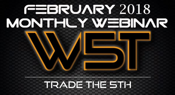 image of Wave5trade monthly webinar for february 2018