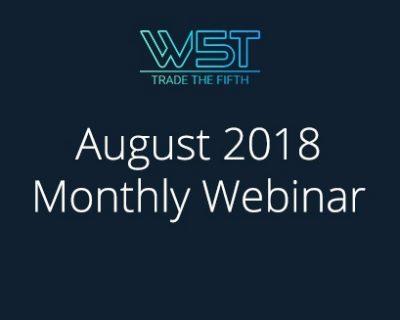 August 2018 Live Support & Demonstration Webinar Recording