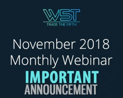 November 2018 – Elliott Wave Indicator Suite Support
