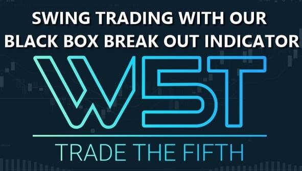 image of black box breakout indicator swing trading header