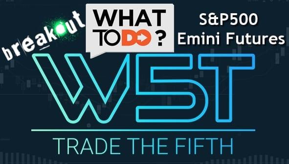 Trend Trade - S&P Emini Futures Trading Journal