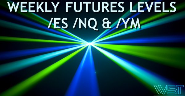 US Indices Futures Weekly Levels & Zones for /ES /NQ & /YM