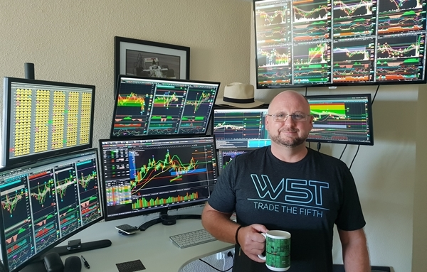 image of Paul Bratb for elliott wave podcast review
