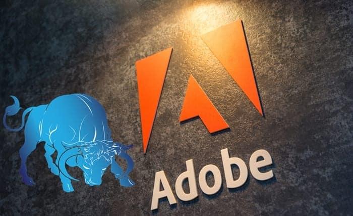 image of ADBE stock signals video header