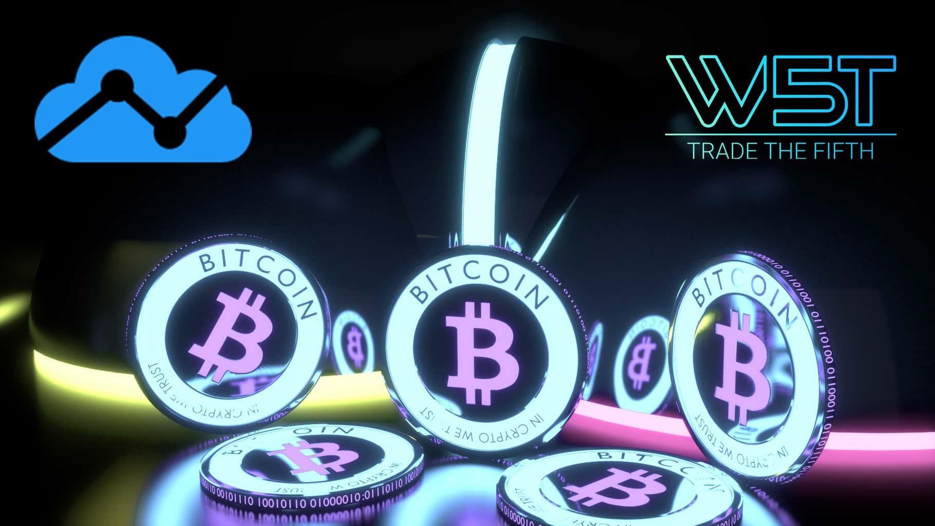 BTCUSD TradingView - Roller Coaster Trade